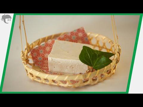 Recetas japonesas: Como preparar Tofu casero / Cocina Japonesa con Taka Sasaki