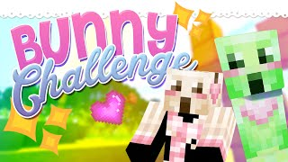 Minecraft: Bunny Challenge - Cute Mobs  Ep 3