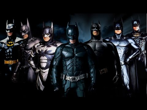 Batman - Movies Trailers [HD - 1080p]