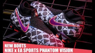 New Boots • Nike x EA Sports Phantom Vision 2018 | PES 2014 PSP (PPSSPP)