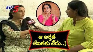 ఆ అర్హత జీవితకు లేదు..! | POW Sandhya Strong Counter To Jeevitha Rajasekhar