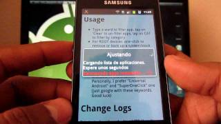 Como desinstalar las aplicaciones de fbrica de tu Android_ Root Unistaller (Espaol Mx)