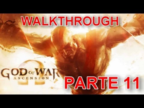 God Of War: Ascensión Video Guía Parte 11 // Walkthrough Part 11 La Cámara Del Oráculo