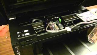 CISS Installation on HP Officejet 6500A Plus (HP 920)