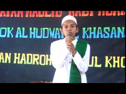Pengajian Kyai Cilik Cilacap - Maulid Nabi Muhammad Saw Gandrungmangu