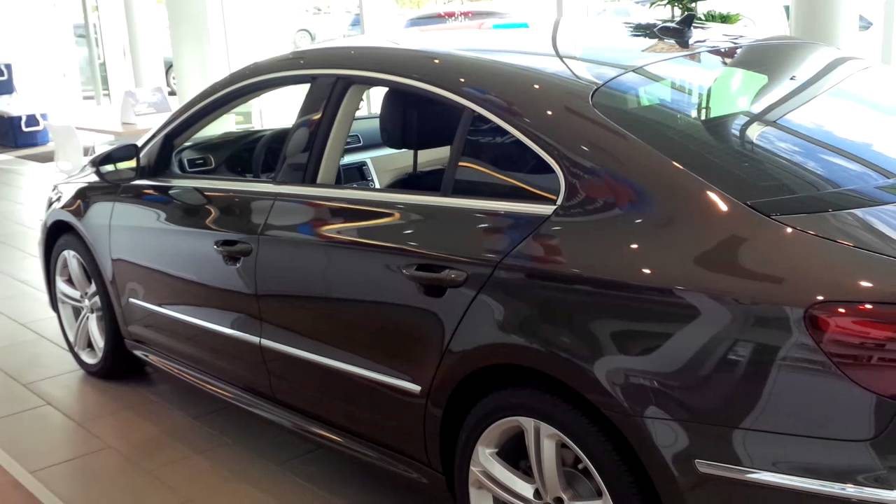 Larry Miller Volkswagen >> Showroom CC - 2013 VW CC R-LINE - Larry H. Miller VW Tucson - YouTube
