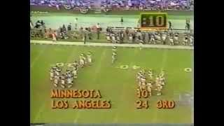 1978  RAMS vs VIKINGS part 12