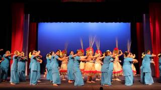 UH Hilo International Nights 2013 (Samoa)