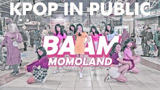 [KPOP IN PUBLIC CHALLENGE] MOMOLAND(모모랜드) _ BAAM Dance Cover by FEEILAND from Indonesia