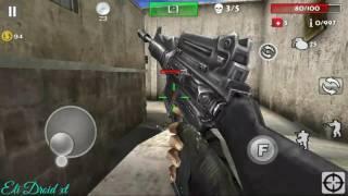 """Um dos jogos de tiro !FPS! mais leve para android """"Gun Strike Shoot"""" ( game play )"""