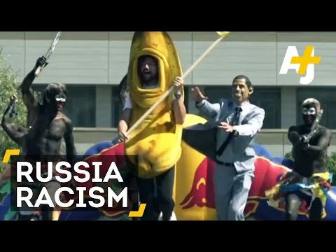 Blatant Racism At Red Bull Sports Event In Russia?