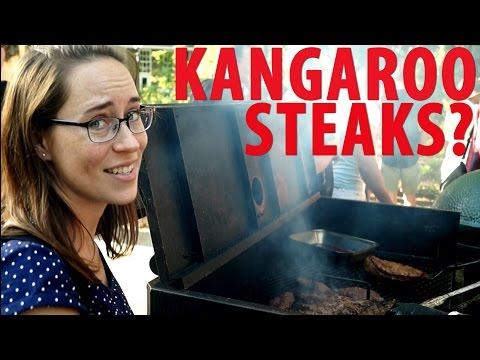 Amsterdam Kookt Food Trucks & Kangaroo Steaks