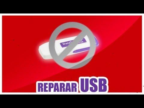 Quitar protección contra escritura de un USB