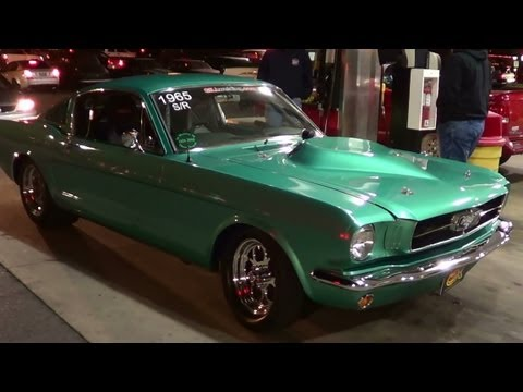 1965 Mustang Pro Street Over 1100HP