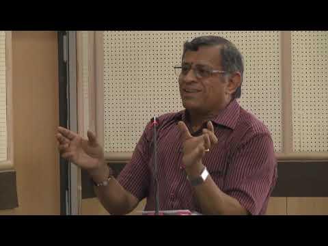 Shri. S Gurumurthy's talk at Vande Mataram, IIT Madras