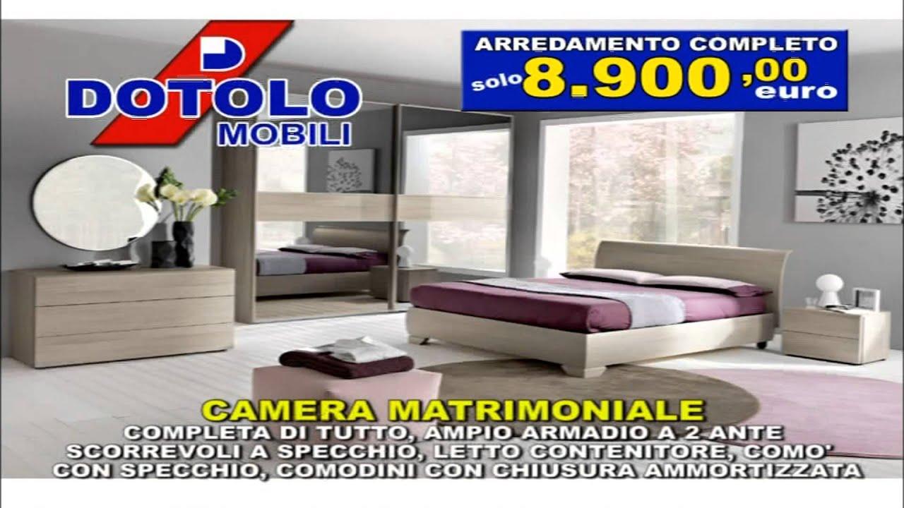 Dotolo mobili passo di mirabella av 4 youtube - Dotolo mobili camere da letto ...