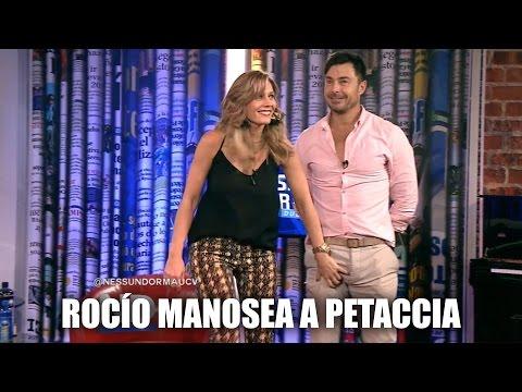 Rocío Marengo manosea a Petaccia [Nessun Dorma] thumbnail