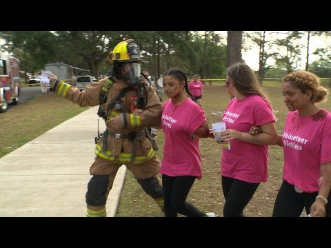 Did You Know - Central Florida Mock Disaster Drill
