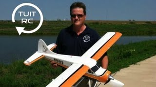 Flying the Flyzone DHC-2 Beaver Airplane With Chris Sydor From Hobbico