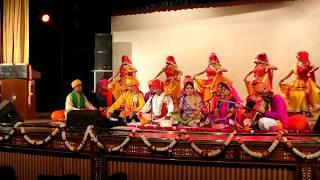 """Aji haasa mahari runak jhunak payal baaje sa"" - Rajasthani folk song by Sakha Vrind"