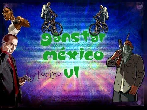 Gta sa Android Ganstar México v1