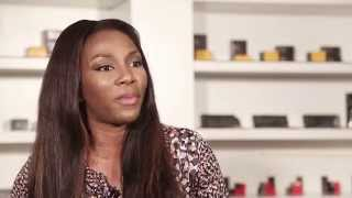 Nollywood star Genevieve Nnaji advocates for girls rights