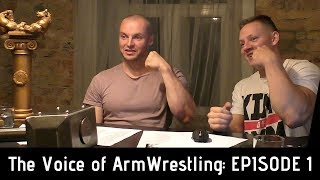 The Voice of ArmWrestling Episode 1 Moldova Open 2018, World Armwrestling Rankings