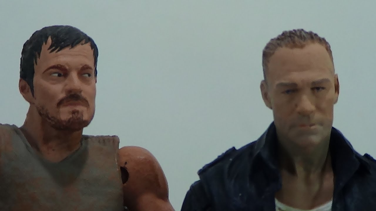 Daryl Merle Merle And Daryl 2 Pack