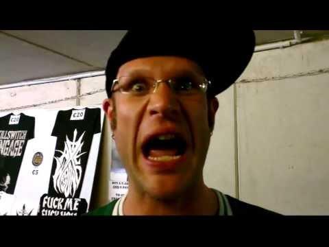 Adam Dutkiewicz (Killswitch Engage) Bleeding Nose Jingle