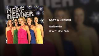 Watch Nerf Herder Shes A Sleestak video