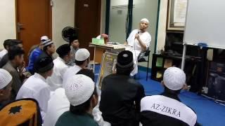 Ustad Muhammad Arifin Ilham kajian Khusus Bujangan, 25 Maret 2017