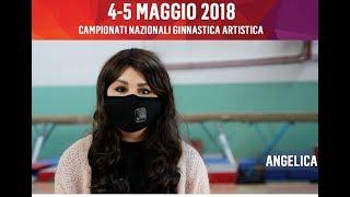 Angelica, Fondazione Ricerca Fibrosi Cistica - Campionati Serie A e B GAM/GAF 2018