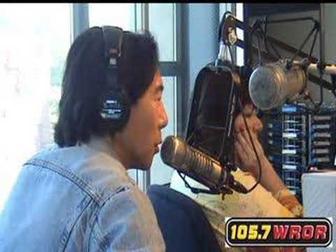 Comedian Henry Cho on The Loren & Wally Morning Show Video