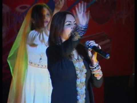 Shazia khush lal mari (SILVER SCREEN TV CHANNEL)