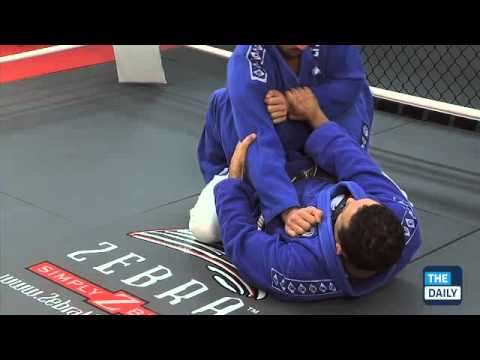 Self-defense with Brazilian Jiu-Jitsu legend Renzo Gracie Image 1