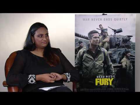 FURY - Interview - David Ayer + Logan Lerman - Pathé