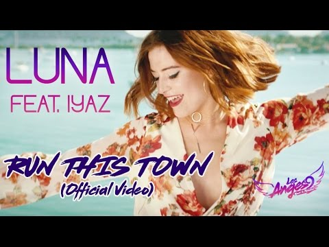 LUNA feat. Iyaz - Run This Town (Official Audio)