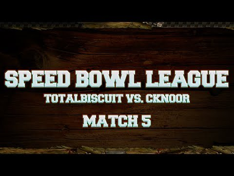 Speed Bowl League - Match 5 - TB vs cKnoor