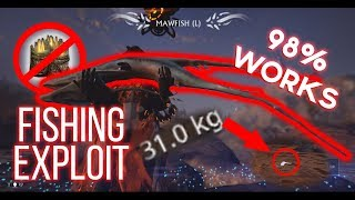 Warframe | Plains of Eidolon - EASY Fishing Exploit (No Bait) (For Beginners) (Any Spear) (Murkrays)