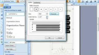 Microsoft Office 2007: Publisher
