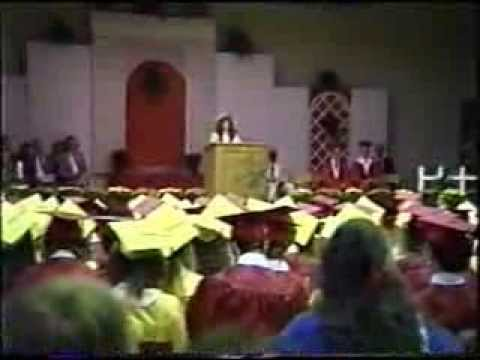 Daniel Boone High School Class of 1989 Graduation Ceremony
