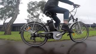 Parson Electric Bike