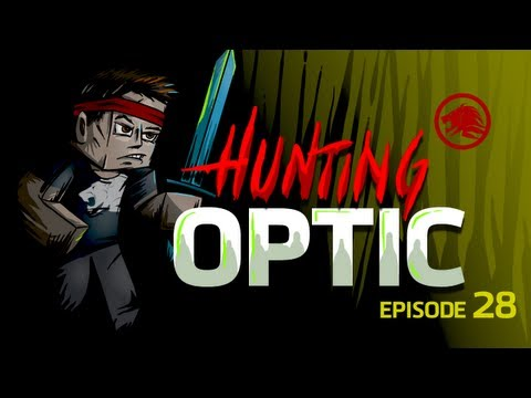 Minecraft: Hunting OpTic The Big Fight Me Vs Nadeshot BigTymer Episode 28