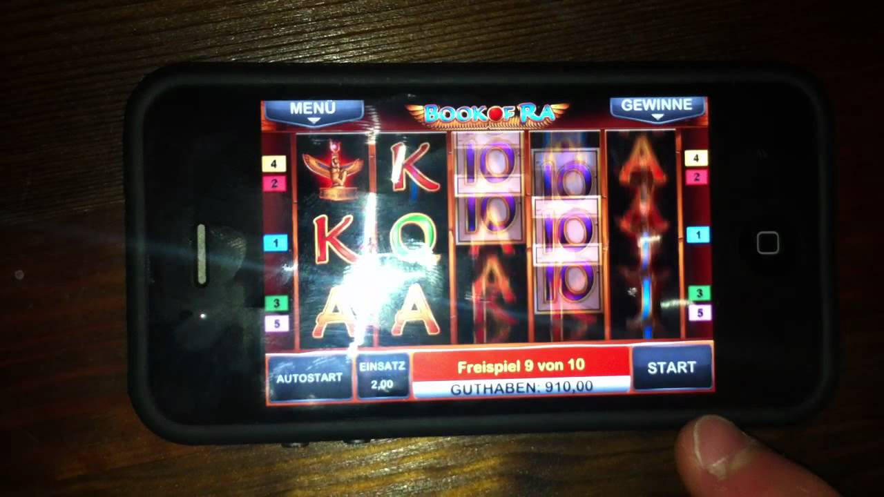 internet casino online book of ra app kostenlos