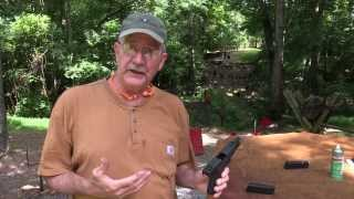 Glock Torture Test with Black Powder
