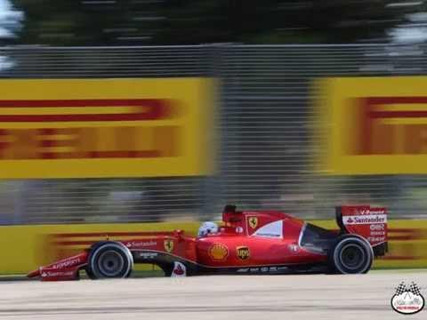 Team Radio Sebastian Vettel - GP Australia 2015
