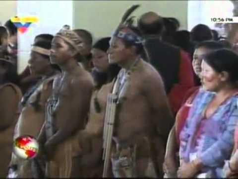 12 de octubre día de la resistencia indigena en venezuela