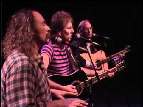 Crosby, Stills, Nash & Young - Wasted on The Way