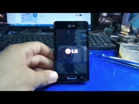 LG Optimus L4 E440 hard reset