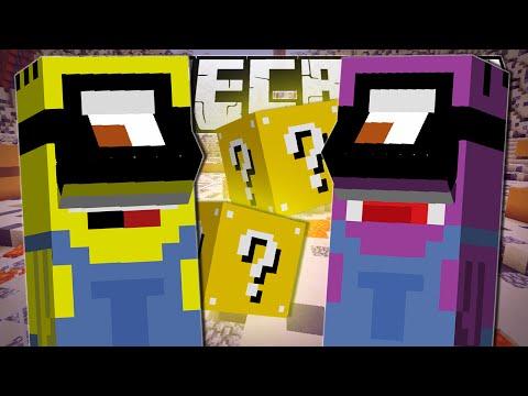 Minecraft | THE MINION CHALLENGE | Mod Minigame